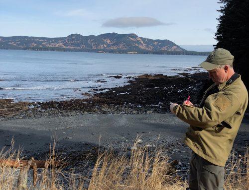 Archaeological Survey Focuses on Chiniak Bay