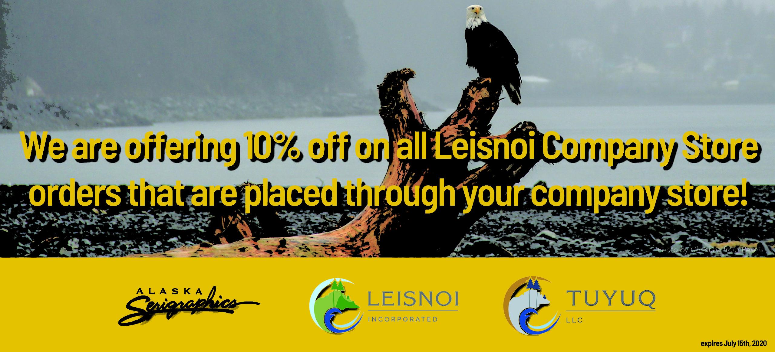 Discount on Leisnoi Apparel